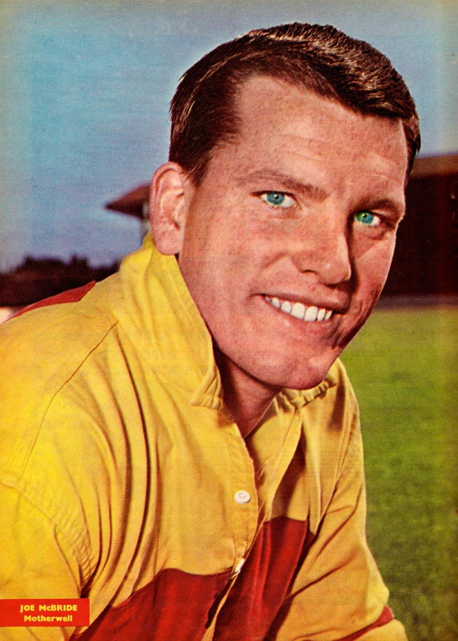 Joe McBride, Motherwell 1963