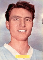 John McTavish, Man City 1960