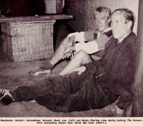 Law & Charlton, Man United 1965