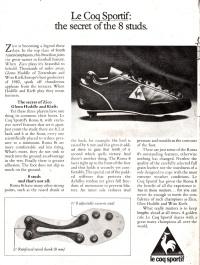 Le Coq Sportif 1983