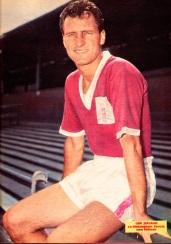 Len Julians, Nottingham Forest 1964