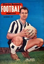 Len White, Newcastle Utd 1959