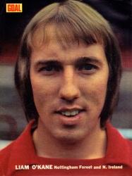 Liam O'Kane, Nottingham Forest 1973