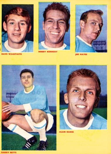 Man City 1962-2