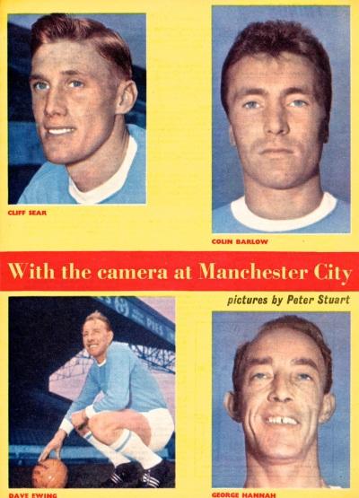 Man City 1962
