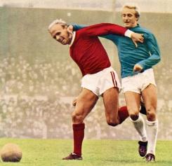 Man City v Man United, 1960