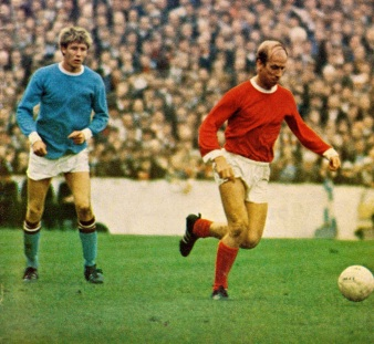Man United v Man City, 1968
