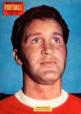 Mark Pearson, Man United 1962