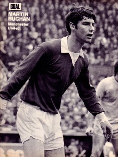 Martin Buchan, Man United 1973