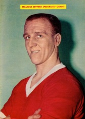 Maurice Setters, Man United 1960