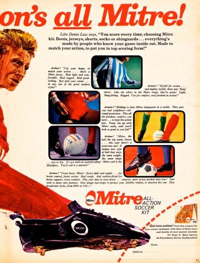 Mitre 1969-2