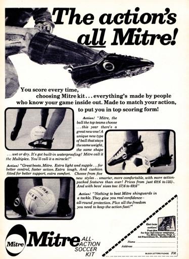 Mitre 1970