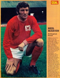 Neil Martin, Nottingham Forest 1972