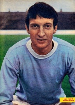Neil Young, Man City 1966