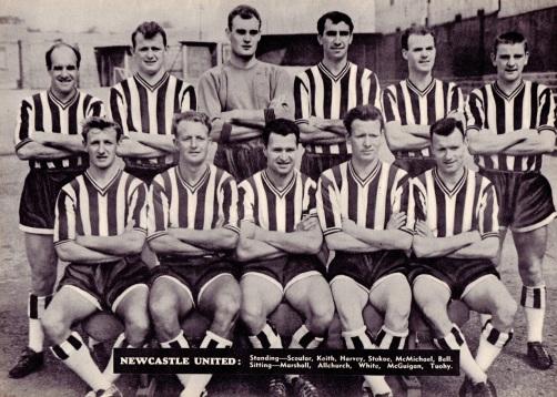 Newcastle Utd 1960