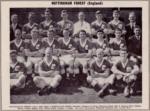 Nottingham Forest 1960