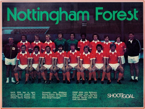 Nottingham Forest 1975