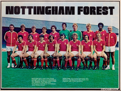 Nottingham Forest 1977
