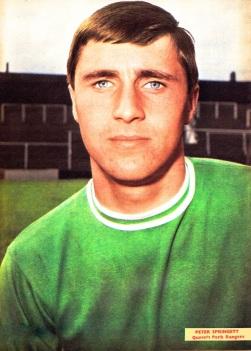 Peter Springett, QPR 1964