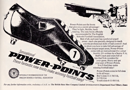 Power Points 1966-2
