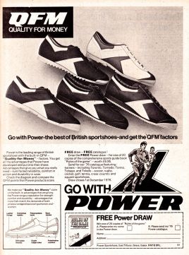 Power Points 1976-2