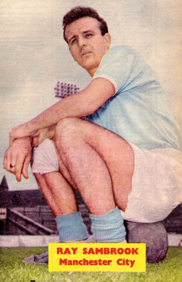 Ray Sambrook, Man City 1961