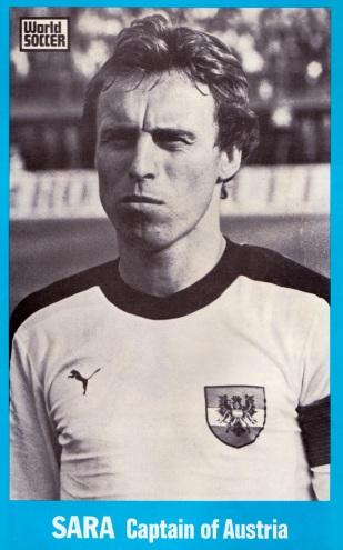 Robert Sara, Austria 1980