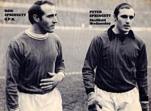 Ron Springett, QPR 1968