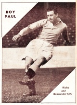 Roy Paul, Man City 1951
