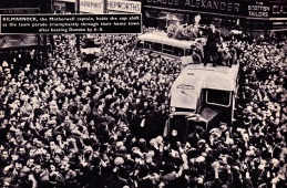 Scottish Cup Final homecoming 1952
