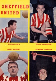 Sheffield United 1958
