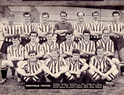 Sheffield United 1960
