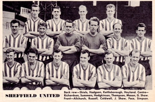 Sheffield United 1962