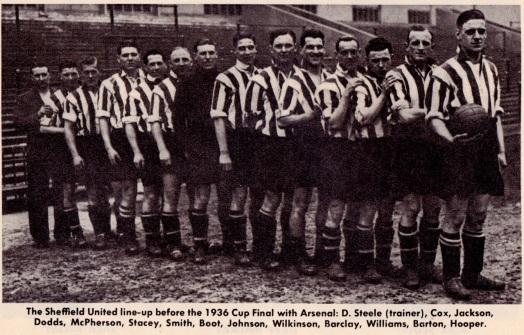 Sheffield United 1963