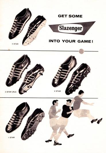 Slazenger 1963-2