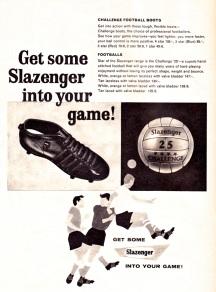 Slazenger 1963-3