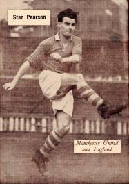 Stan Pearson, Man United 1951