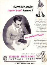 Stanley Mathews 1951