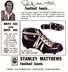 Stanley Mathews 1959