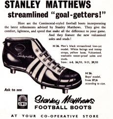 Stanley Mathews 1960-2