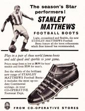Stanley Mathews 1960