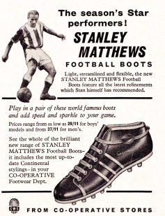 Stanley Mathews 1960