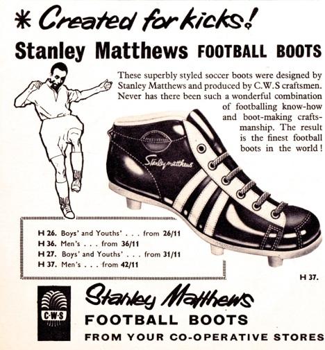 Stanley Mathews 1961
