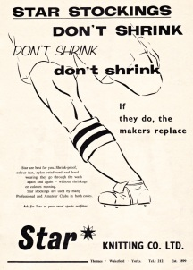 Star Stockings 1958
