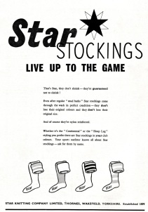 Star Stockings 1959-2