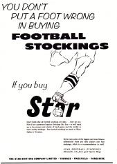 Star Stockings 1960-2