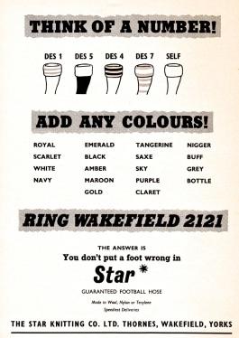 Star Stockings 1960