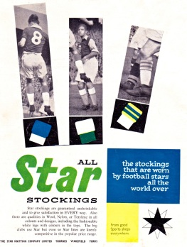 Star Stockings 1961