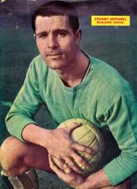 Stuart Mitchell, Newcastle Utd 1961