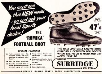 Stuart Surridge 1963